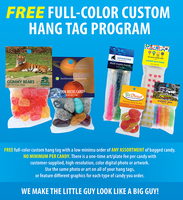 Custom Hang Tags Ad