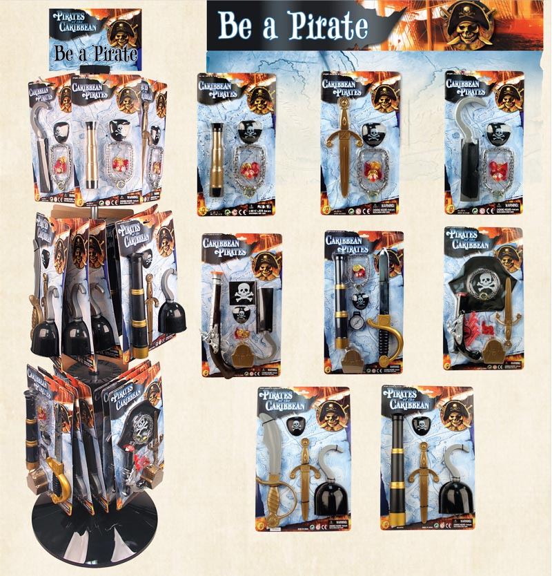 Be A Pirate Ad