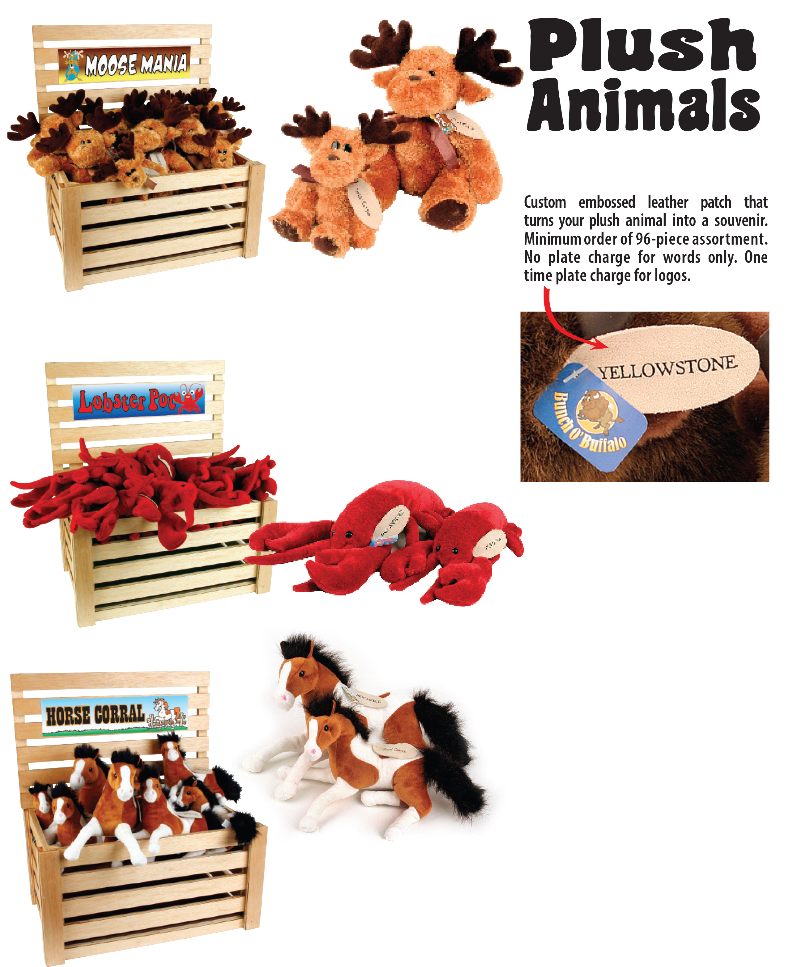 Stuffed Animals Ad