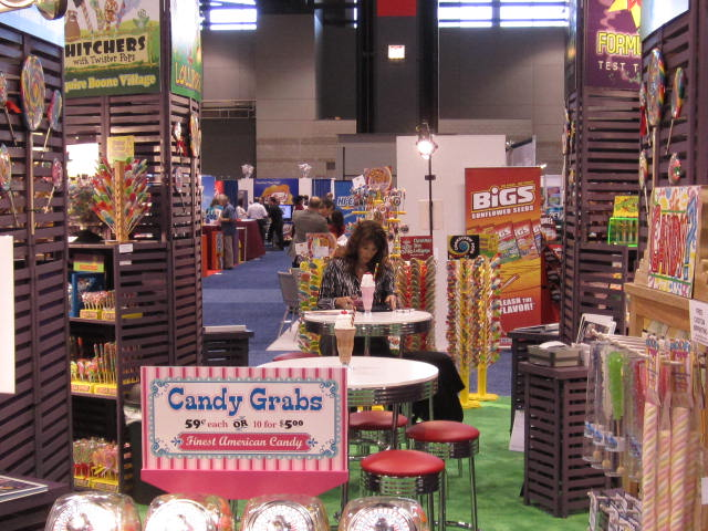 Squire Boone Village at NCA Sweets and Snacks Expo